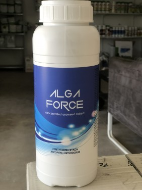 Alga force πυκνός βιοδιεγέρτης απο φύκια